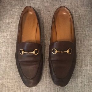 Gucci Brown Loafers